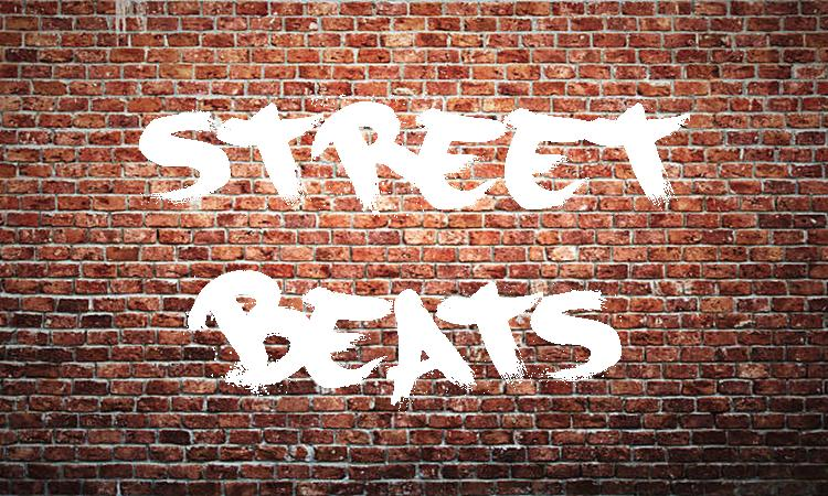 This image has an empty alt attribute; its file name is Street-beats-logo.jpg