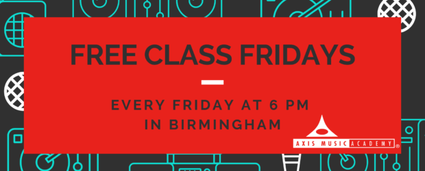 Free Class Fridays
