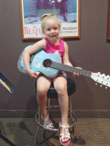 girl w guitar