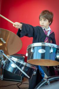 potter drummer